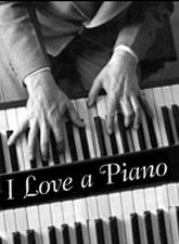 I Love a Piano/アイ・ラブ・ア・ピアノ – THM – TOHO MUSIC – 東宝 ...